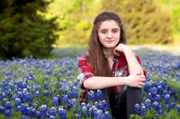 mini session | bluebonnets